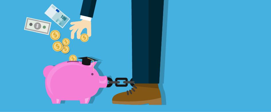 student debt education salary repaying income graduates