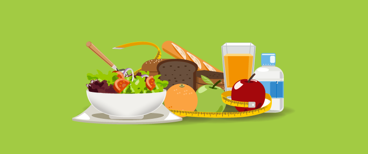 zelenina a ovocie na pracovisku zdrava strava zamestnanecka jedalen