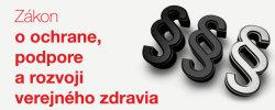 Zákon o ochrane, podpore a rozvoji verejného zdravia - Kariéra v kocke - Profesia.sk