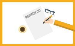 ako napísať motivačný list