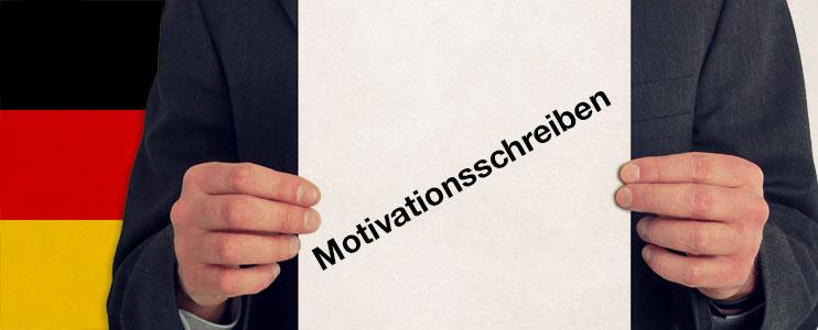 Vzor motivačného listu v nemeckom jazyku - Kariéra v kocke - Profesia.sk