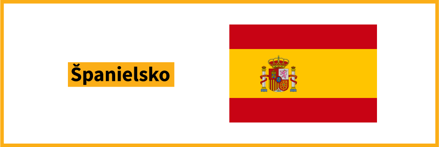 práca v Španielsku